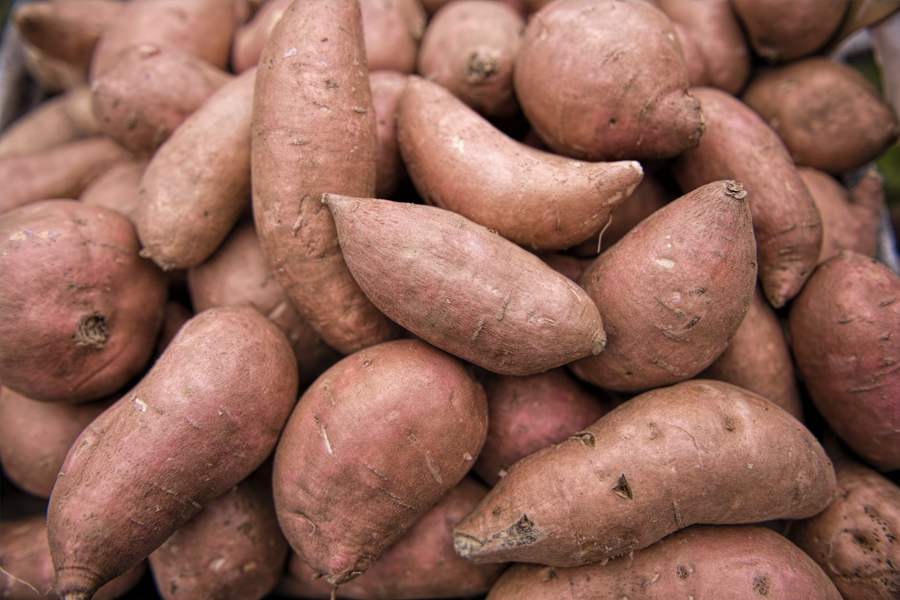 immune boosting foods - Sweet Potatoes