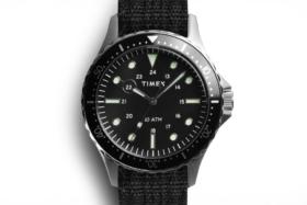timex diver watch