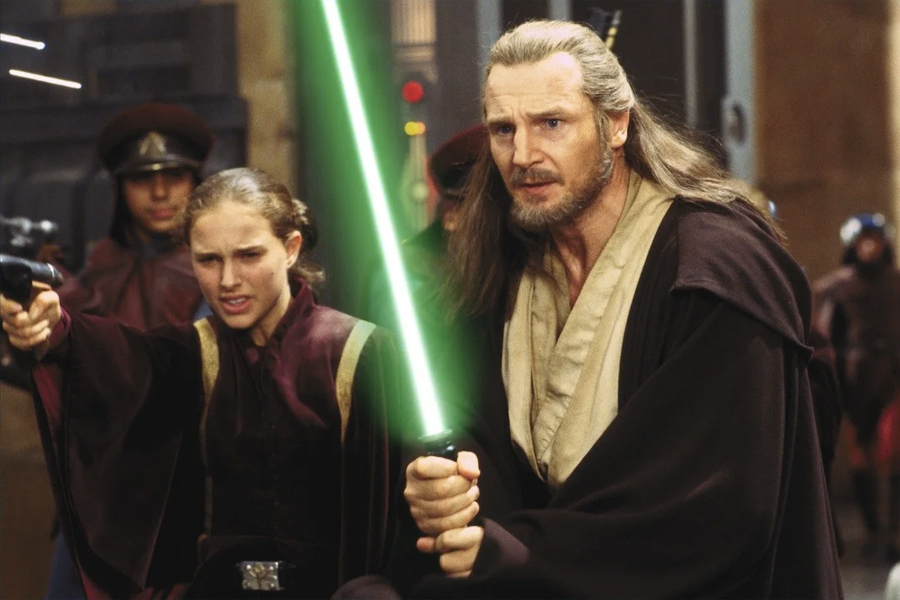 1 Star Wars movies in Order - Episode I- The Phantom Menace