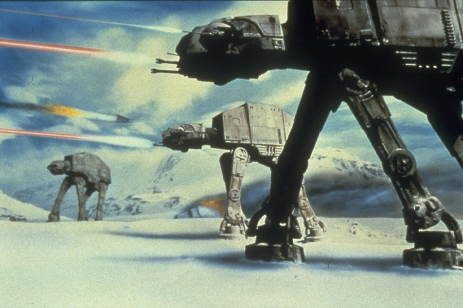 13 Star Wars movies in Order - Episode V- The Empire Strikes Back