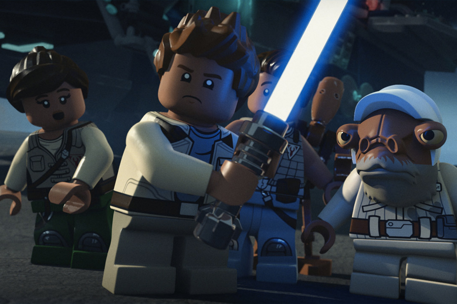 15 Star Wars in Order -Lego Star Wars- The Freemaker Adventures
