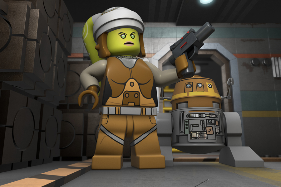 17 Star Wars in Order -Lego Star Wars- Droid Tales