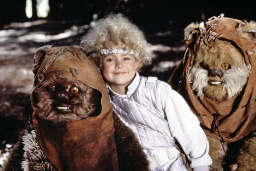 18 Star Wars movies in chronological Order -Ewoks