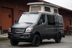 Mercedes-Benz Sprinter Camper Van