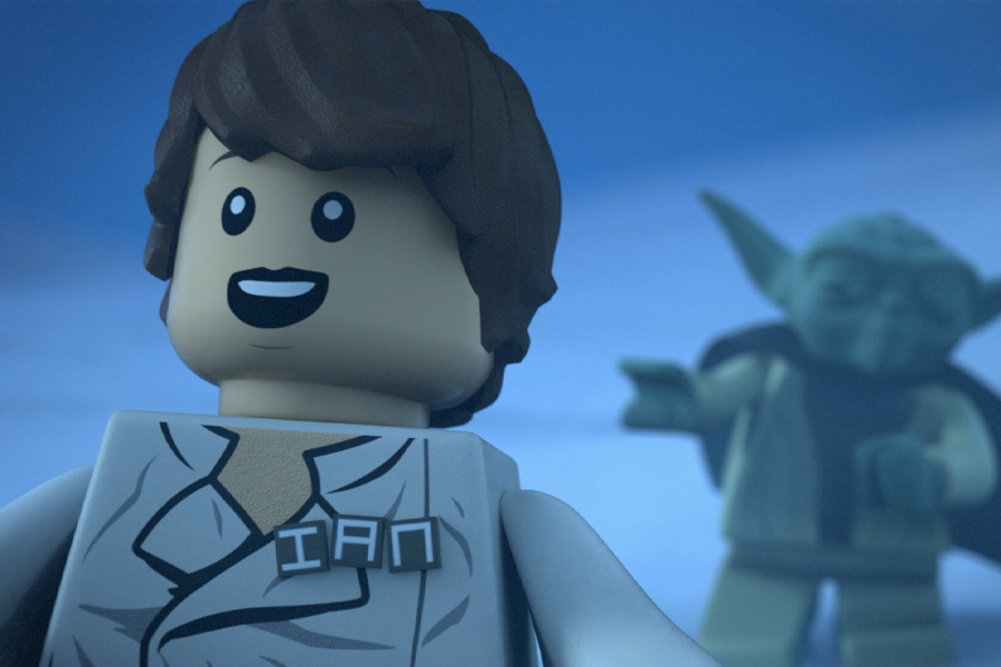 4 Star Wars in Order - Lego Star Wars- The Padawan Menace