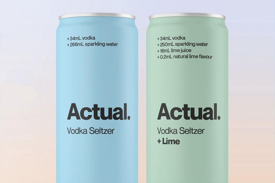 Actual Vodka Seltzer 1