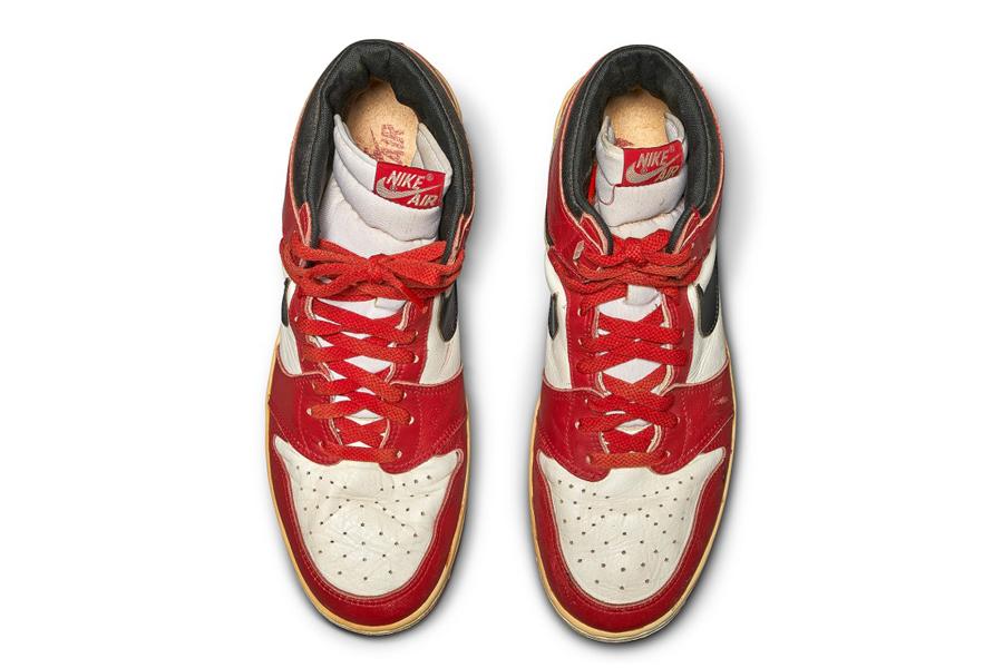 Air Jordans Sotheby's 1
