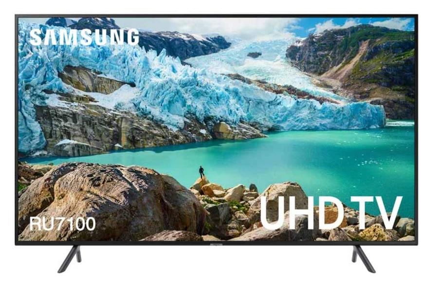 SAMSUNG 65 RU7100 Series 7 4K UHD HDR Smart LED TV