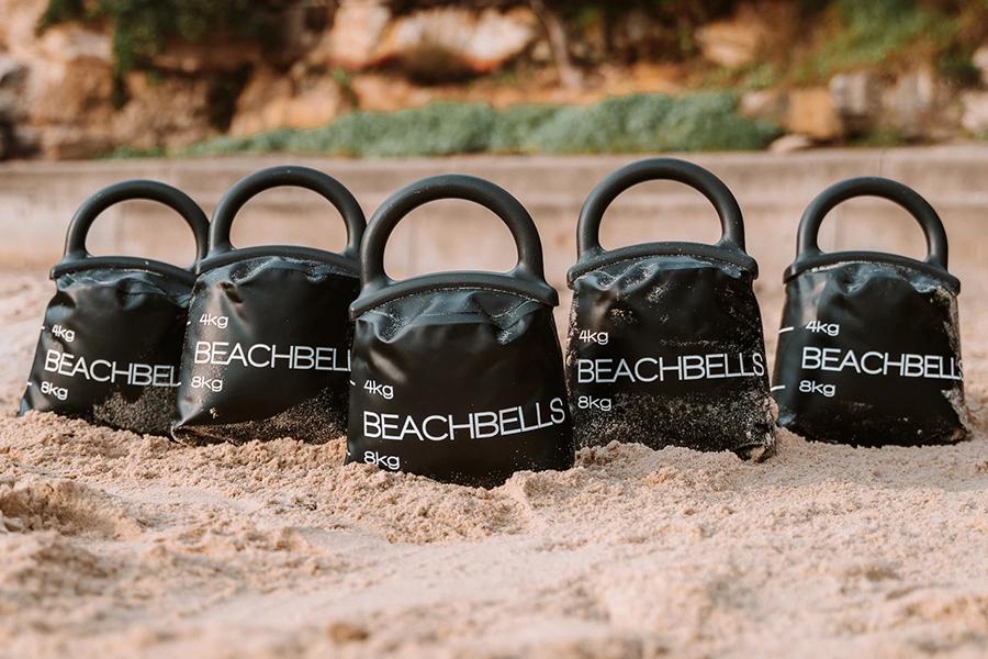 Beachbells Portable Kettle Bells