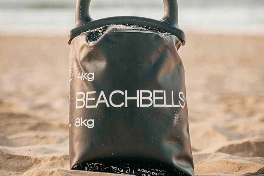 8kgs Beachbells Portable Kettle Bells
