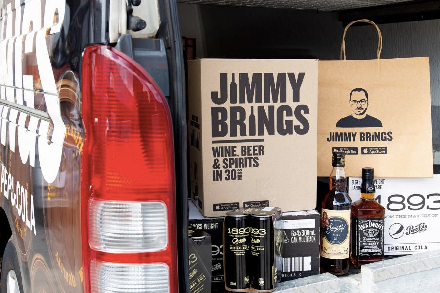 Best Alcohol Delivery Services in Australia - Jimmy Brings