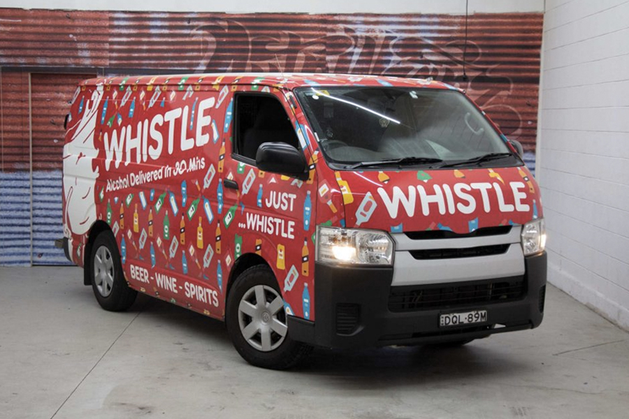 Best Alcohol Delivery Services in Australia - Whistle