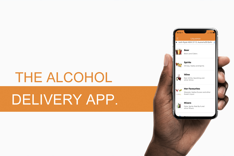 Best Alcohol Delivery Services in Australia - liquoroo