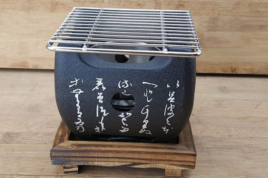 Jiaboyu Japanese Table Grill