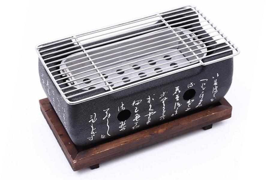 YLJYJ Hibachi BBQ Grill