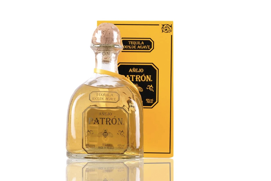 Best Tequila for Margaritas - PatronAnejo Tequila