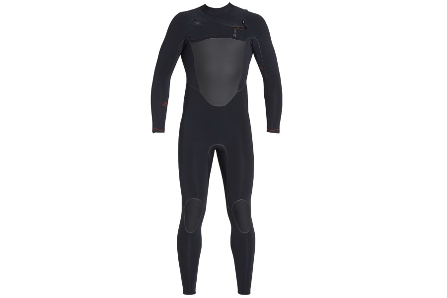 JoyJay 3mm MEN Wetsuit Surf Full Length One Piece Wetsuit UPF50+ Sun UV Protection Wetsuit Retains Body Heat-Fashion Black-Perfect for Summer Swimming,Beach /& Under a Wetsuitt ightweight