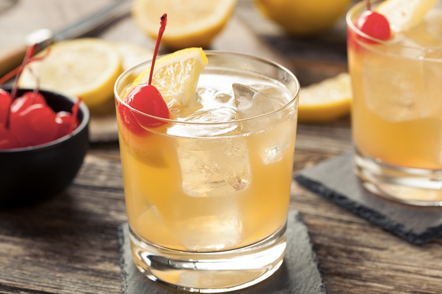 Best whisky sour recipe 5