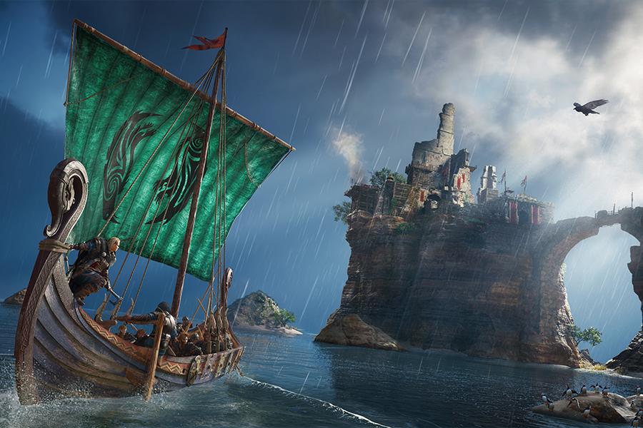 Boss Logic Assassin's Creed Valhalla 4