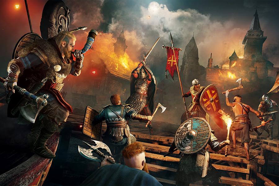 Boss Logic Assassin's Creed Valhalla 7