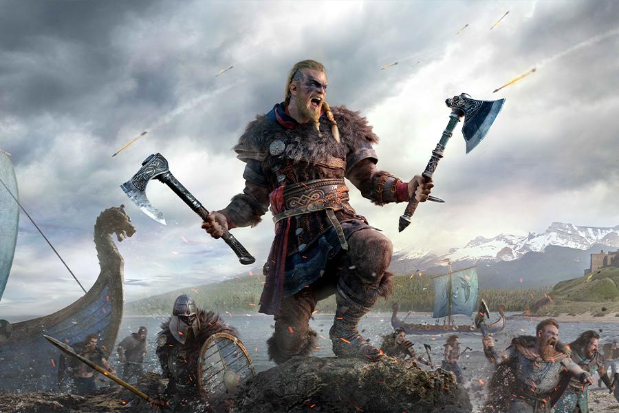 Boss Logic Assassin's Creed Valhalla 9