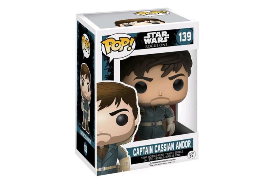Captain Cassian Andor Pop! Vinyl Figurine