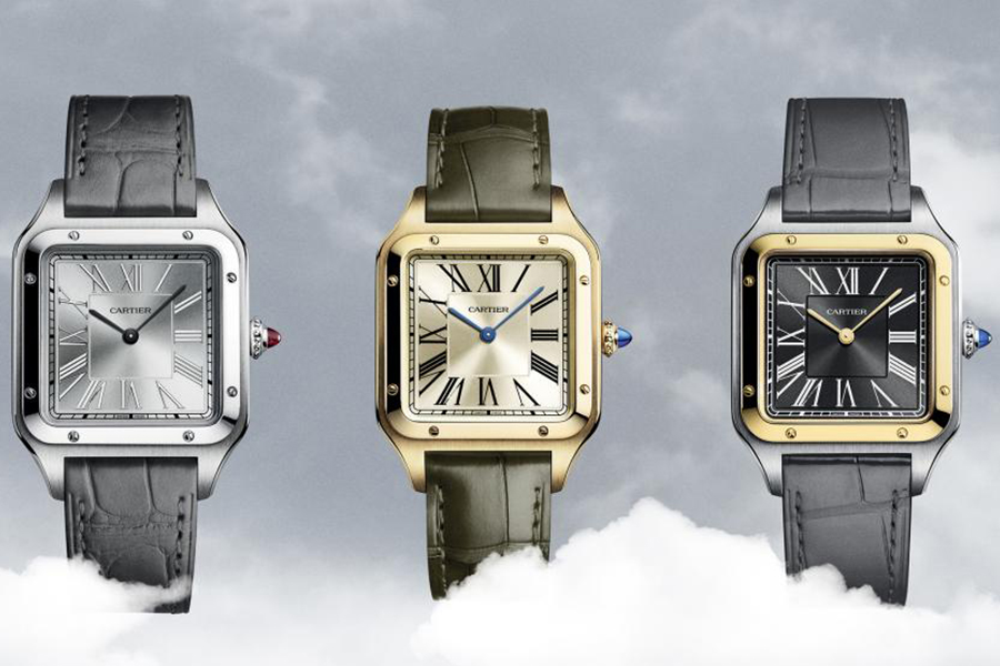 Cartier's Limited Edition Santos-Dumont Watches Pay Homage to an Icon | Man of Many