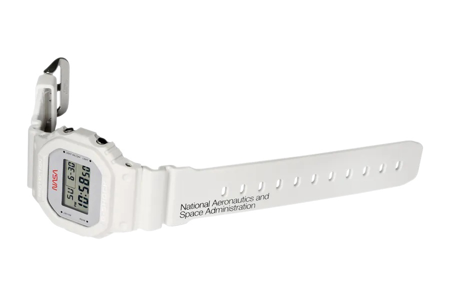 Casio G-Shock DW5600 NASA strap