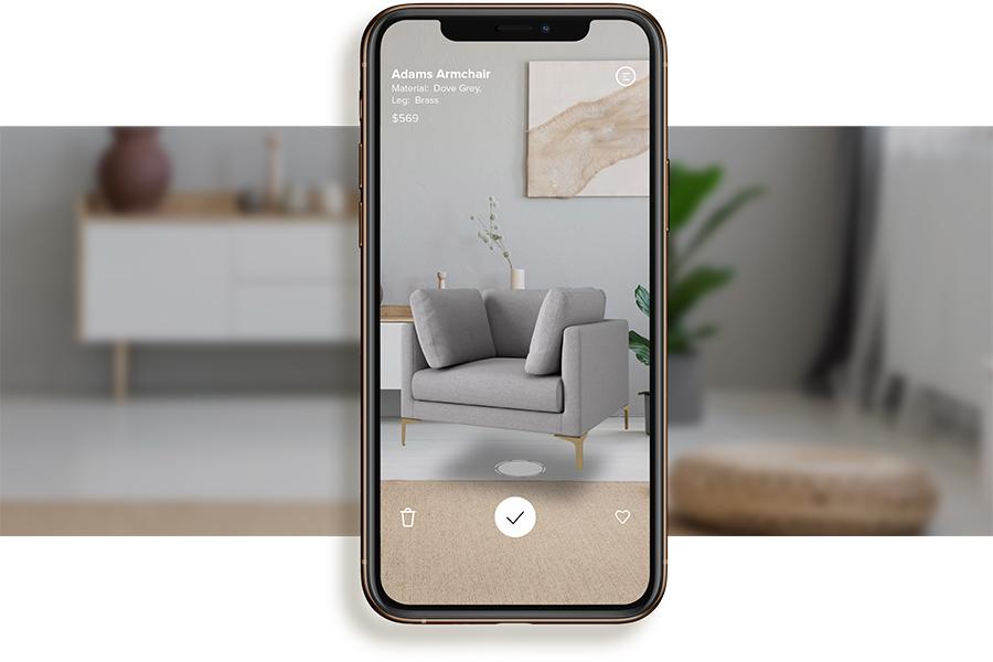 Castlery AR App