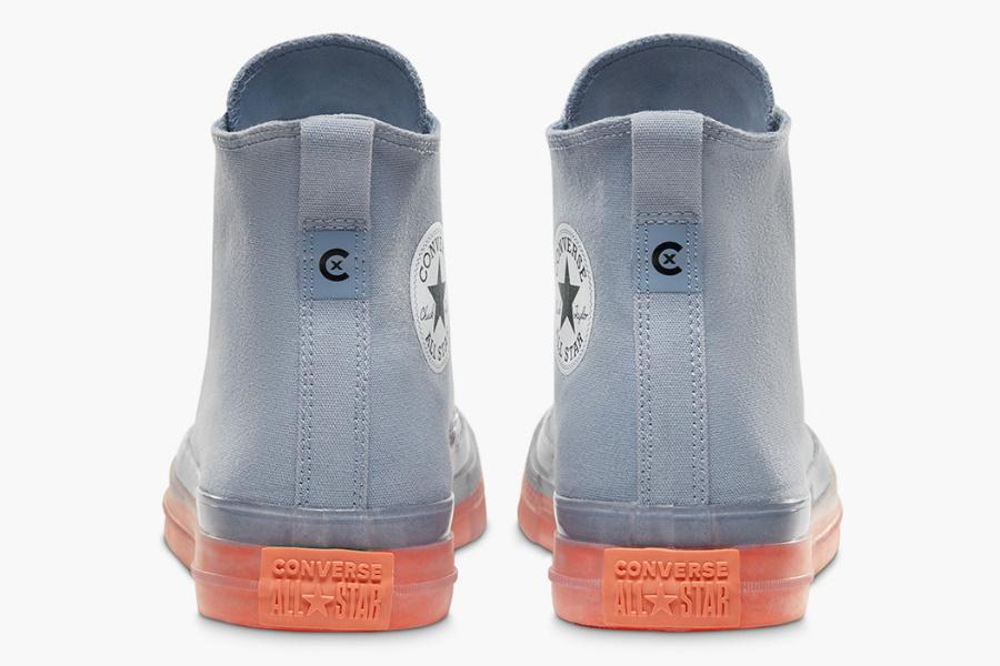 converse cx sneakers heel logo