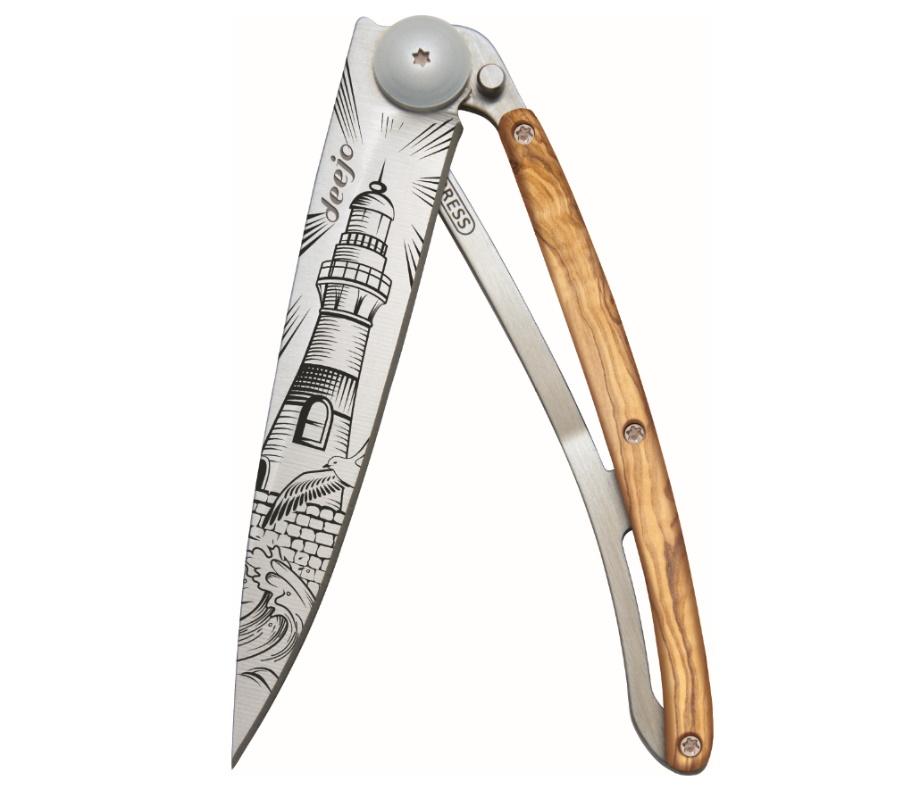 custom made pocket knife
