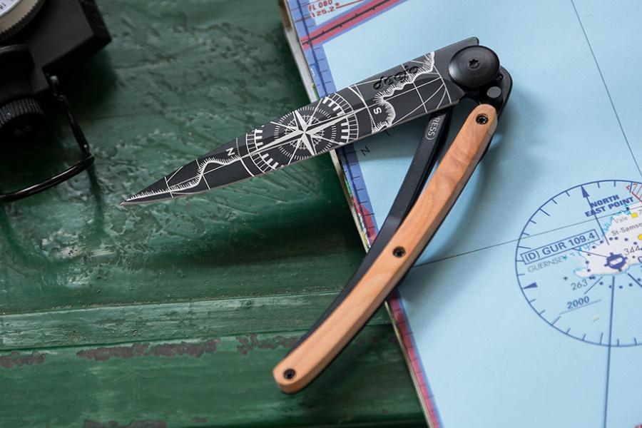 deejo pocket knife
