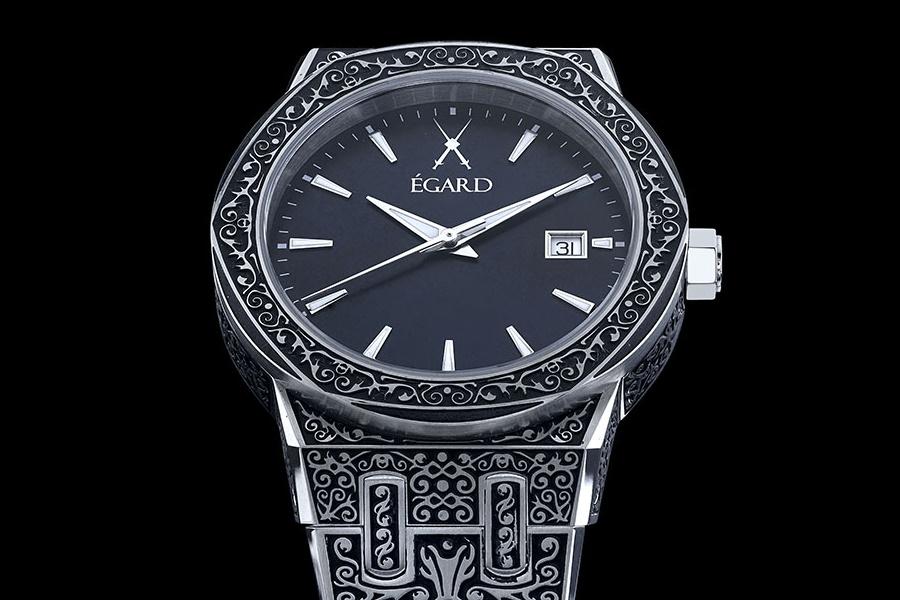 Egard Bermuda V1 watch