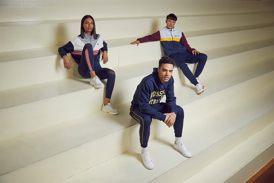 Feel-Good Friday - Russell Athletic Teams Up with Support Act