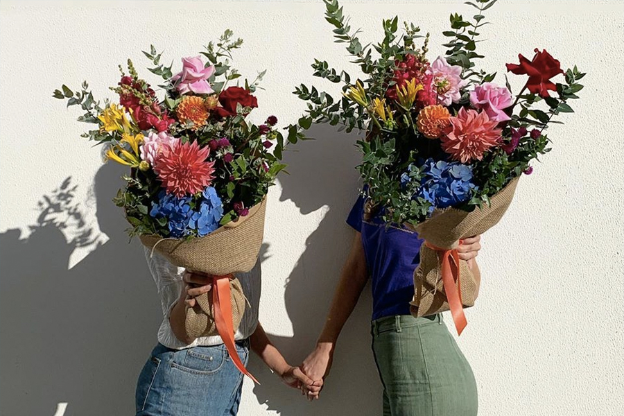Flower Delivery Services Sydney - little flowers