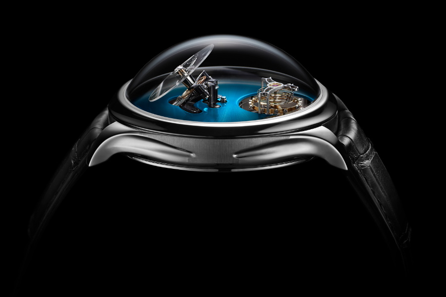 limited edition H. Moser watch