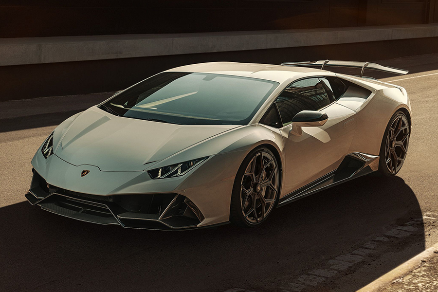 Novitec Goes for Less is More with Huracan Evo Mods | Man of Many