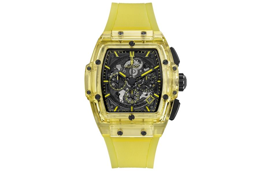 Hublot Sapphire Watch Collection yellow