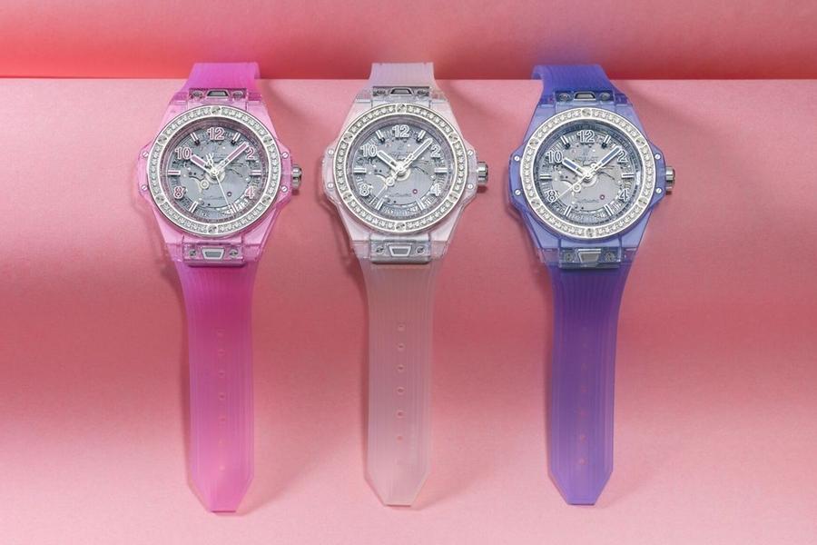 Hublot Sapphire Watch Collection womens