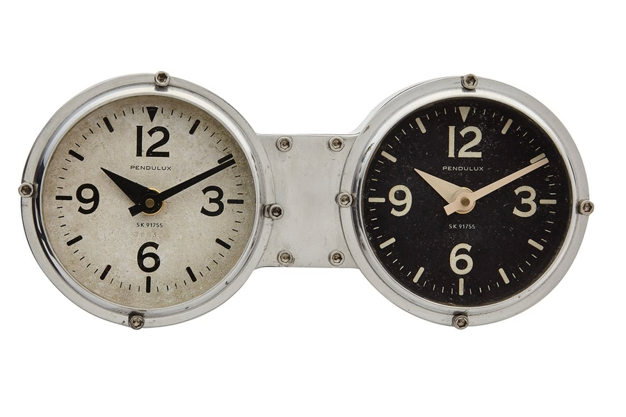 Pendulux Dashboard Clock