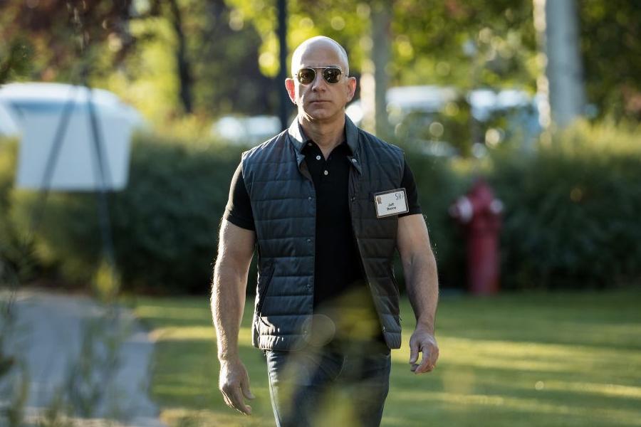 Jeff Bezos trillionaire 2