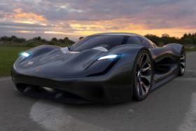Koenigsegg Konigsei concept car
