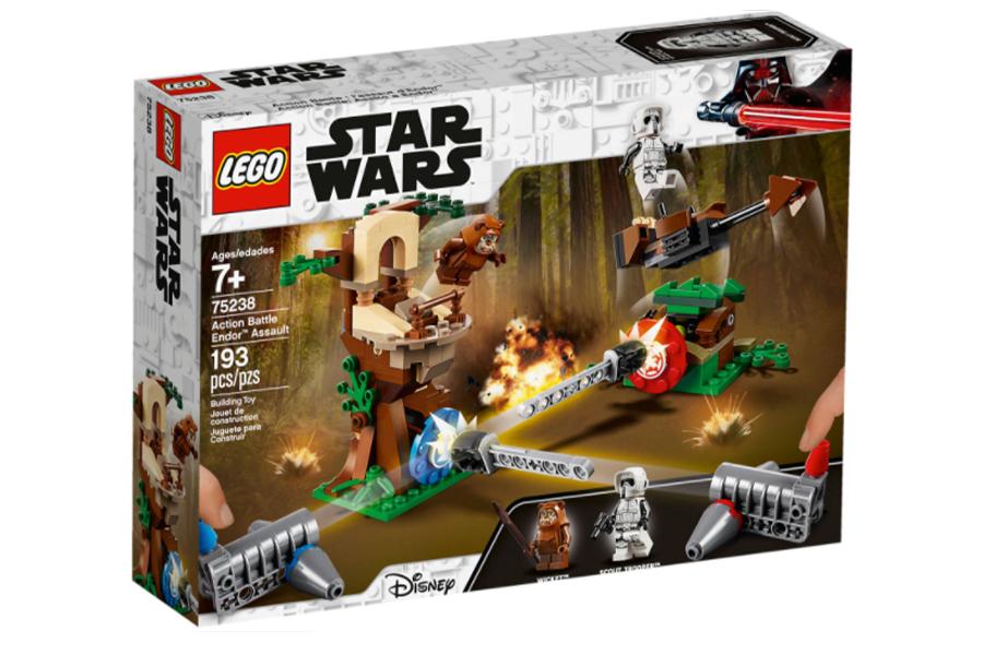 LEGO 75238 Action Battle Endor Assault Star Wars