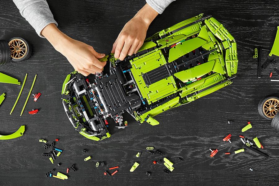 lego technic kit