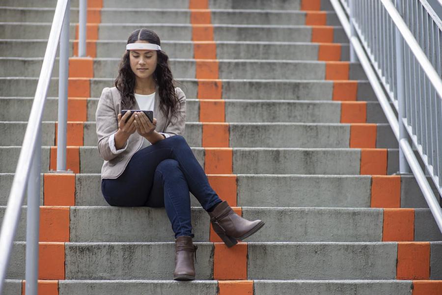 Mendi Brain Training Headset