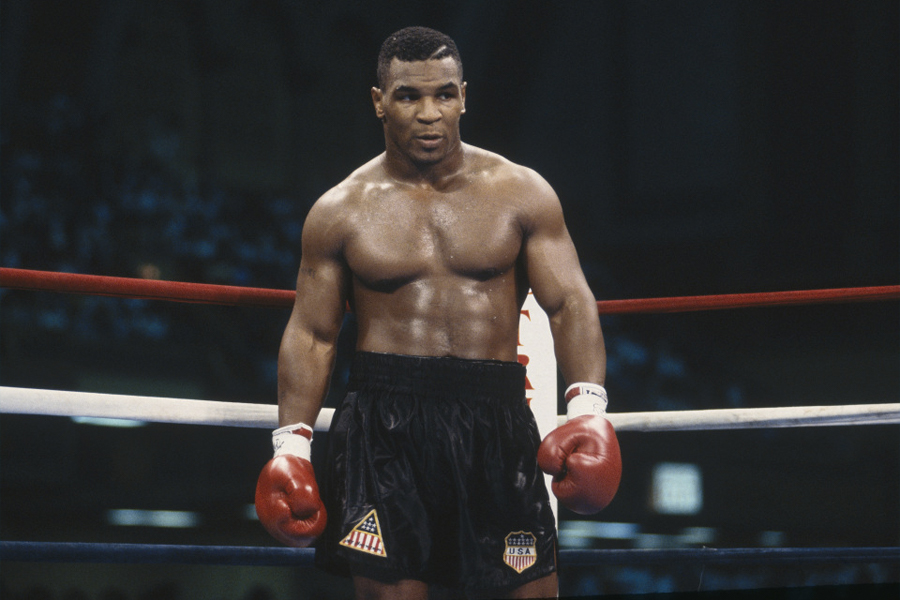Mike Tyson Workout & Diet