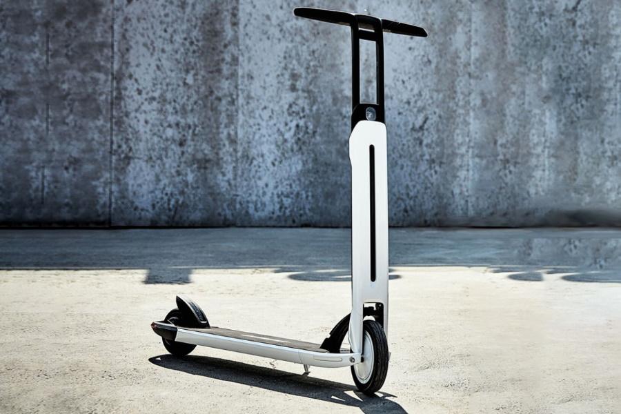 Segway Ninebot scooter on kickstarter
