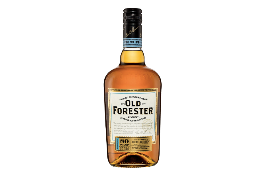 Old Forester Kentucky Straight
