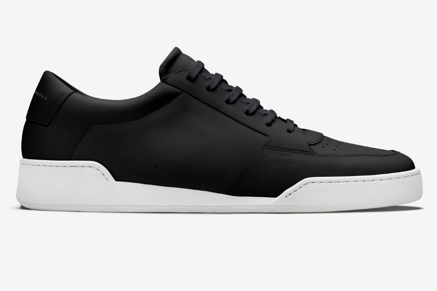 oliver cabell court leather sneaker