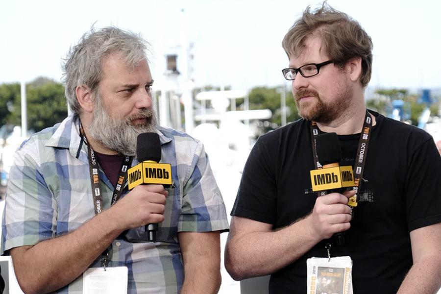 Rick and Morty creators Justin Roiland and Dan harmon